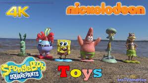 spongebob squarepants toys nick patrick plankton squidward mr