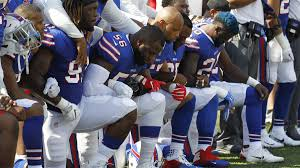 nfl players who kneel during the anthem are picking the wrong target