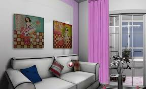 living room light grey sofa design with pretty cushions for