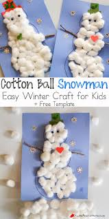 14 jingling winter crafts for kids to bring flurries and fun at home