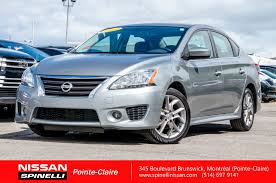 nissan canada xm radio trial used 2013 nissan sentra sr liquidation for sale in montreal