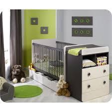 chambre bébé modulable eb lit bébé évolutif malte 70x140cm achat vente lit bébé