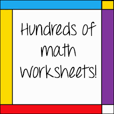 exponent worksheets printable math puzzles