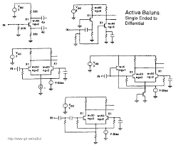 active video balun schematic arindam bhadra cctv video baluns