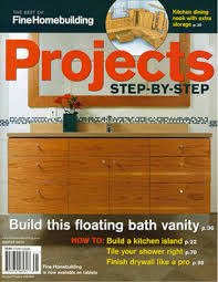 Fine Woodworking Pdf Issue by Press Nr Hiller Design Inc