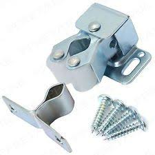 Cabinet Door Roller Catch by 1x Contemporary Push To Open Touch Catch Cabinet Kitchen Door