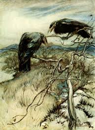 the three ravens wikipedia