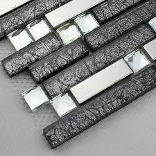 metal backsplash tiles for kitchens wholesale metallic backsplash tiles brown 304 stainless steel