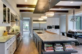 kitchen walkway new custom homes globex developments inc