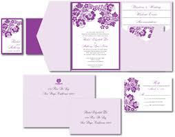 purple wedding invitation designs registaz com