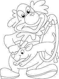 dog show coloring pages download free dog show coloring pages