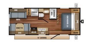 2018 jay flight travel trailer floorplans u0026 prices jayco inc