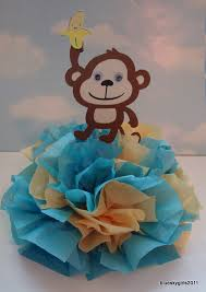monkey centerpieces for baby shower green monkey baby shower decorations monkey baby shower