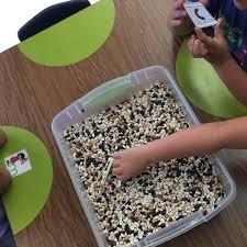 thanksgiving sensory bin sensory table make over differentiated kindergarten