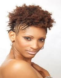 natural mohawk hairstyles black women hair styles pinterest