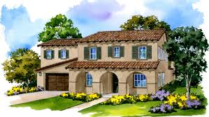 spanish house plans horizon at morningstar ranch new homes in winchester ca 92596