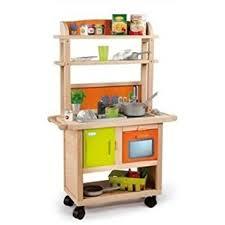 jouets cuisine smoby 024634 jeu d imitation cuisine bois amazon fr jeux et