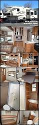 5th Wheel Camper Floor Plans by 49 Best Fifth Wheel Images On Pinterest Fifth Wheel Camping