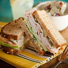 curried turkey apple and watercress sandwich recipe