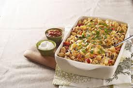 cuisine poulet au four pâtes au poulet au four à la mexicaine kraft canada