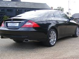 used 2006 mercedes benz cls class cls500 for sale in tonbridge
