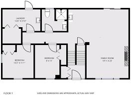 3d scan floor plan drawing u2013 homevisit support center