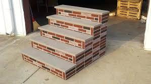 deck kits for mobile homes concrete fiberglass steps mobile homes