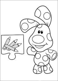 blues clues coloring pages print az coloring pages ethans