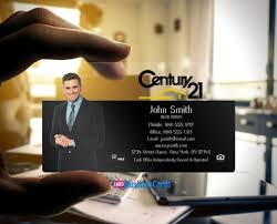Century 21 Business Cards Top 10 Real Estate Plastic Business Cards The Printing Corner
