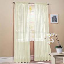 Yellow Sheer Curtains Great Light Yellow Sheer Curtains Ideas With And Stylish Sheer