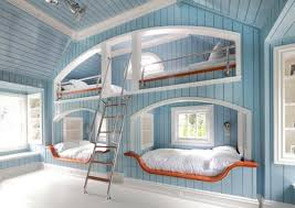 Kids Bedroom Beds Bunk Ideas Inside Design - Kids bedroom ideas with bunk beds