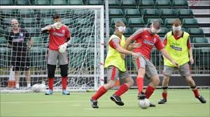 Sports Blinds How Do Blind People Play Football So Well Bbc News