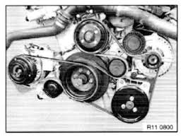 bmw 325i alternator i need a diagram showing how to install a serpentine belt for a
