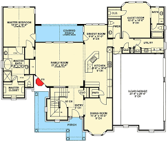 in suite plans secluded in suite 4074db architectural designs house plans