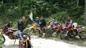 rent motocross bike off road dirt bike adventure with phuket extreme enduro