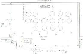 wedding reception floor plan template image collections wedding