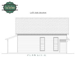 Small Luxury Home Plans by Plan 613 G
