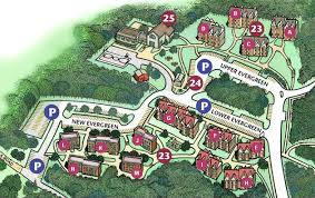 tcnj map map detail park apartments rac the lodge residence