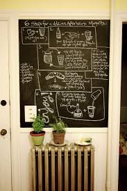 chalkboard kitchen backsplash kitchen backsplashes large kitchen chalkboard oversized magnetic