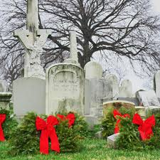 gravesite decorations the cemetery traveler by ed snyder grave decorations