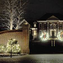 outdoor christmas lights for bushes outdoor lighting perspectives