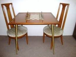 Chess Table And Chairs Chess Tables And Chairs Foter