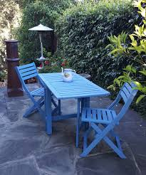 painting outdoor furniture with annie sloan paints tonicarr designs