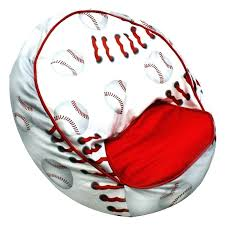baseball bean bag chair baseball bean bag chair kings kids baseball bean chair bean bags at