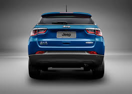 jeep compass trunk jeep presents the new compass in brazil motorchase