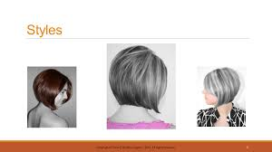 45 or graduated layers haircut ppt download