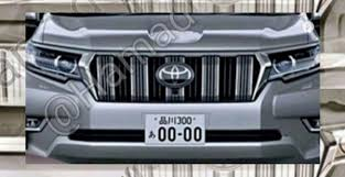 land cruiser prado car news 2018 toyota prado outed u2026 on instagram
