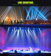 stage lighting mounting bars mini laser projector white blue lights led spot light mounted