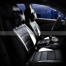 housse siege avant voiture personnalisé de luxe en cuir de voiture housse de siège avant et