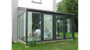 veranda vetro fam comalluminio verande bowindow